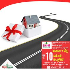 Time to own a new house. House with Land at just Rs.10 lakhs. with Real Gains Property Developers  EDR Green City- DTCP approved plots  Plot + 1 BHK House at just Rs.10Lakhs.  Near Poonamalle, Mevalurkuppam, Bangalore highway. Call Today : 9364171819 | 9361171819  #EDRGreenCity #ResidentialPlot #Poonamallee #Mevalurkuppam  #RealGainsPropertyDevelopers #RealGains — with Prem Kumar K.