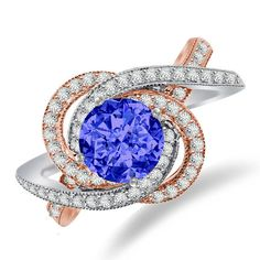 tanzanite engagement rings jared - 640×640