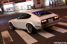 Datsun Fairlady Z Had one back in the day.....LOVED zipping around in my 5 speed 280Z!!! :-D