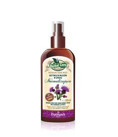 Odżywka normalizująca do włosów w sprayu Łopian - Farmona Laboratorium Kosmetyków Naturalnych