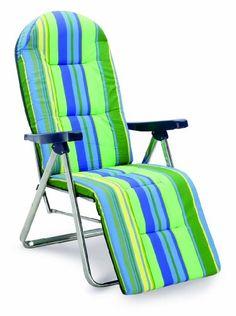 Best 33300085 - Silla de jardín - sillas de jardín (Salón, Sólido, Asiento acolchado, 8 cm) Verde, Plata - http://vivahogar.net/oferta/best-33300085-silla-de-jardin-sillas-de-jardin-salon-solido-asiento-acolchado-8-cm-verde-plata/ -