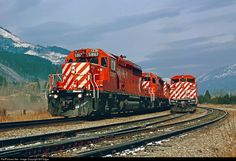 Net Photo: Canadian Pacific Railway EMD at North Bend, British Columbia, Canada by Bill Edgar Location Map, Photo Location, Canadian Pacific Railway, North Bend, West End, Train Tracks, Locomotive, British Columbia, Vancouver