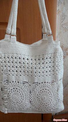 Crochet Handbags, Purses, Pattern, Creative, Fashion, Crochet Bag Tutorials, Sweets, Crochet Bags, Dressmaking