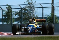 Alain Prost Williams - Renault 1993