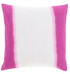 Ombre Pillow Pink