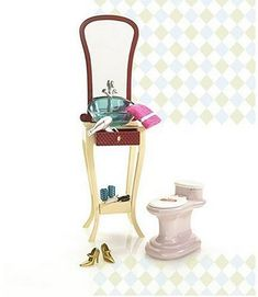 *2006 Fashion fever room styling 'sink furniture