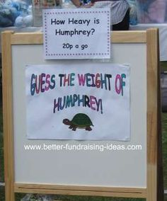 Simple Ideas For Fundraising Activities At Your Village Fete / School Fair