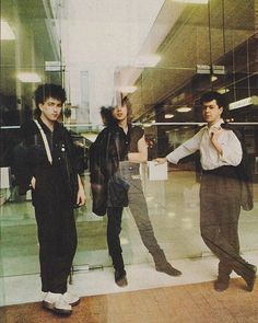 The Cure (1981) from the @thecure.official on IG