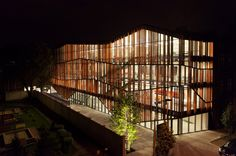Galeria de Jardim das Artes Małopolska / Ingarden & Ewý Architects - 3