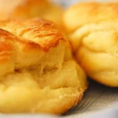 Biscuits Recipe using butter and NOT shortening.