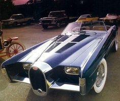 1965 Bugatti Type 101C Ghia