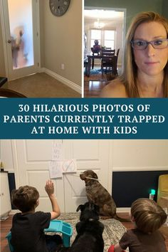 A lot of working parents are told to work from home as a way to contain and minimize the transmission of the disease as much as possible. This change in routine has caused problems for a lot of them. Animal Pictures For Kids, Funny Animal Pictures, Funny Photos, World Funniest Joke, Weird Facts, Fun Facts, Comedy Clips, Parenting Humor, Weird World