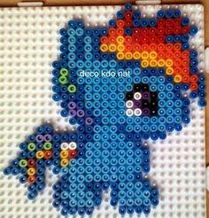 DECO.KDO.NAT: Perles hama: my little pony 2                                                                                                                                                                                 Plus