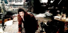 """Give me problems; give me work!  (Robert Downey Jr. in """"Sherlock Holmes"""")"""