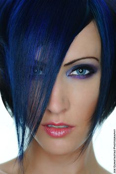 different hair styles of 1000 ideas about funky hair colors on funky 5155