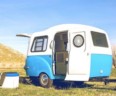 Solar retro-modern Happier Camper HC1 features a LEGO-like interior   Inhabitat - Sustainable Design Innovation, Eco Architecture, Green Building