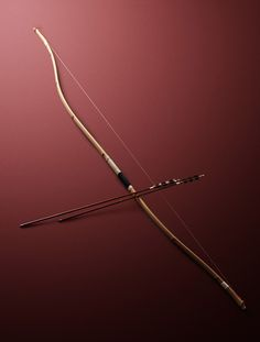I go, I go. Look how I go, / Swifter than arrow from the Tartar's bow. __Puck, A Midsummer Night's Dream, Act III, Scene 2. [Credit - Martial art Japanese bow 日本を代表する小笠原流の御用弓師]