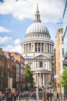 St. Pauls; London BLOG — Naomi Bills Photography