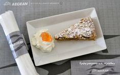 Μηλόπιτα τριφτή, εύκολη και οικονομική - cretangastronomy.gr Sugar, Bread, Food, Autumn, Fall Season, Brot, Essen, Fall, Baking