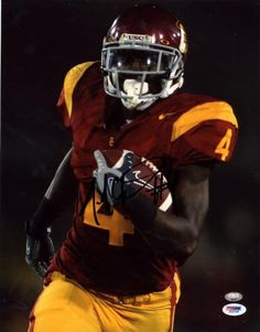 Joe McKnight Signed USC Trojans 11x14 Photo - PSA/DNA - Sports Memorabilia