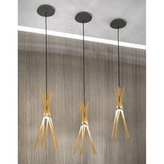 Vistosi Essence SP LED Pendelleuchte - Design Atelier Oi