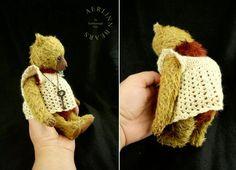 To Scarborough Fair Mohair Artist Teddy Bear Girl by aerlinnbears, $340.00