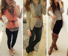 Comfortable outfits