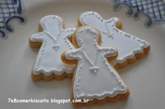 Biscoitos decorados / cookies by 7e8comerbiscoito.blogspot.com