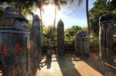 Adventureland at the Magic Kingdom via Flickr | Pinned by Mousefan in a Minivan | #disney #wdw #disneyworld #magickingdom #parks #adventureland #attraction #ride #photography #florida #orlando #vacation #travel