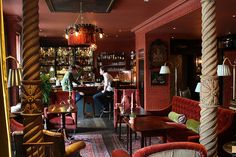 The Zetter Hotel.  www.whatsoninlondon.co.uk  #hotel #townhomes #boutiquehotel #chic