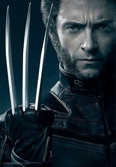 Hugh Jackman as The Wolverine. Hugh Wolverine, Wolverine Movie, Wolverine Art, Hugh Jackman, Hugh Michael Jackman, Hq Marvel, Marvel Heroes, Marvel Universe, Wolverine Pictures
