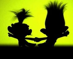 My sweet smol beans☺️ Trolls ||