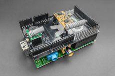 Ninja Pi Crust permite conectar escudos Arduino a la Raspberry Pi - Raspberry Pi