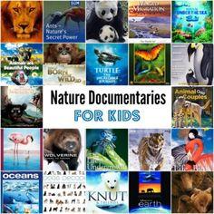 Nature Documentaries for Kids- Kid World Citizen