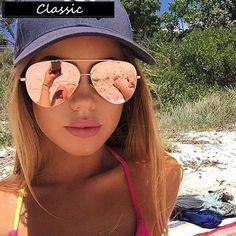 $5.99 (Buy here: https://alitems.com/g/1e8d114494ebda23ff8b16525dc3e8/?i=5&ulp=https%3A%2F%2Fwww.aliexpress.com%2Fitem%2FLuxury-Aviator-Sunglasses-Women-Brand-Designer-Vintage-Sun-Glasses-For-Women-Female-Sunglasses-Coating-Mirror-Flat%2F32731867993.html ) Luxury Aviator Sunglasses Women Brand Designer Vintage Sun Glasses For Women Female Sunglasses Coating Mirror Flat Panel Lens  for just $5.99
