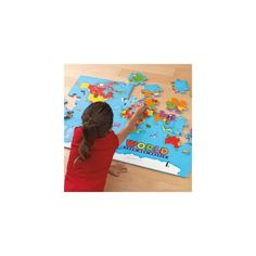 Educational Insights 4809 USA Foam Map Puzzle by Educational ...