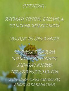 Salon Muslimah Aisya: