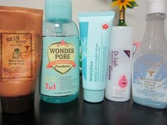 """""""True Life: I'm Obsessed with Korean Cosmetics"""": rundown of some good Korean cosmetics and skin care items."""
