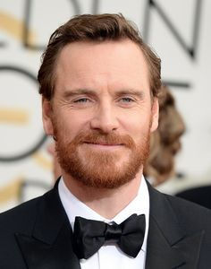 Michael Fassbender - 71st Annual Golden Globe Awards - Arrivals