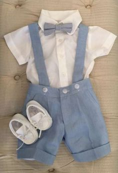 Super Sewing Baby Boy 18 Ideas - Baby Boy Shoes - Ideas of Baby Boy Shoes - Super Sewing Baby Boy 18 Ideas Baby Boy Baptism Outfit, Baby Boy Dress, Christening Outfit, Baby Boy Shoes, Baby Boy Outfits, Kids Outfits, Baptism Outfits For Boys, Baby Boy Wedding Outfit, Baby Boy Fashion