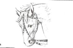 10-11th century Gnezdovo unnoted mound. Reconstruction of bridle.