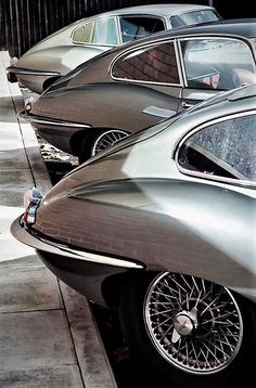 Classic Cars British, British Sports Cars, Best Classic Cars, Classic Sports Cars, British Style, Retro Cars, Vintage Cars, Lux Cars, Type E