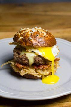Der Alpen Burger