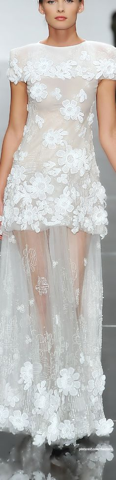 Chanel Haute Couture Spring Summer 2009 collection | The House of Beccaria~