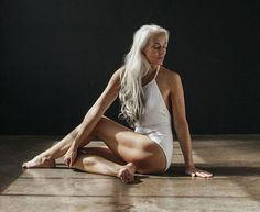 61-Year-Old Model Absolutely Rocks Her Swimsuit Campaign