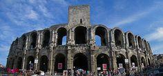 Arles, Roman and Romanesque Monuments (Arles - France) Pula, Visit France, South Of France, Monuments, Tourist Sites, Saint Michel, Belle Villa, Provence France, Rhone