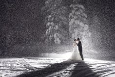 15 Festive Ideas For A Cozy Christmas Wedding