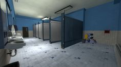 Steam Workshop :: Life is Strange Recreation: Toilets [Anarchy Arcade Edition]
