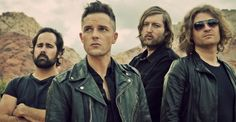 """Escucha """"Just Another Girl"""", tema inédito de The Killers"""