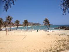 Playa el agua... Margarita Island